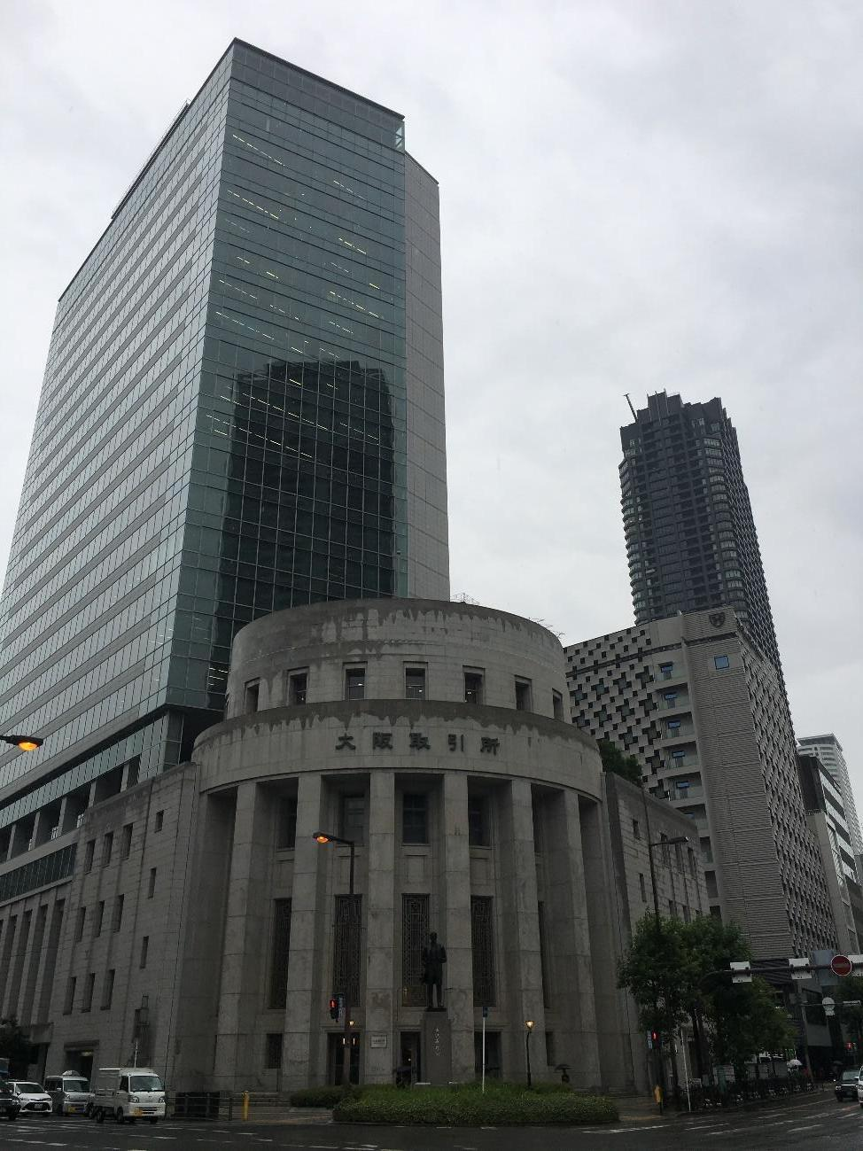 夜間 取引 大阪
